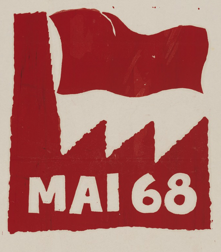 The May '68 Paris Uprising Collection of Posters and Ephemera at Yale University