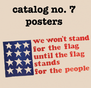 Boo-Hooray Catalog #7: Posters