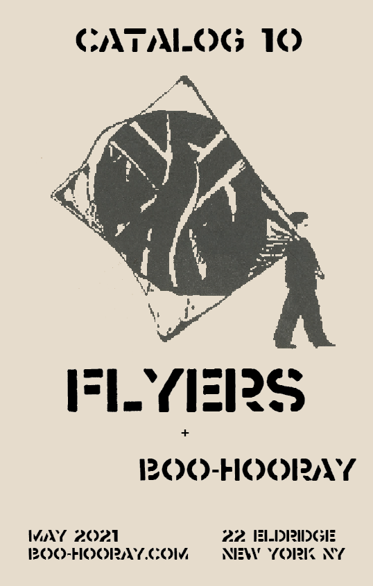 Boo-Hooray Catalog #10: Flyers