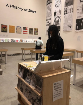 A History of Zines