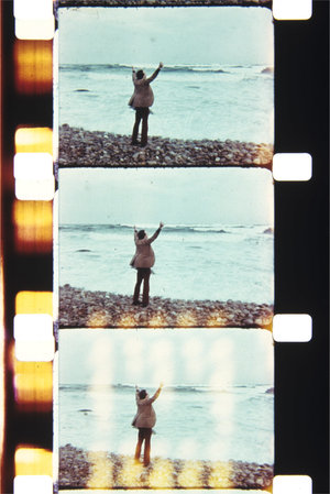 Jonas Mekas at Boo-Hooray Summer Rental
