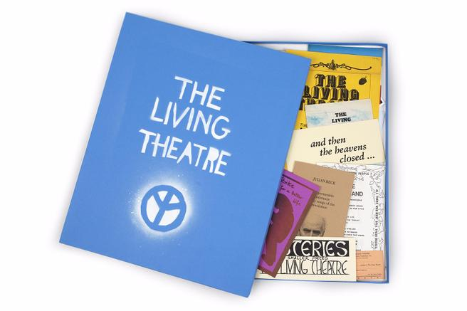 The Living Theatre Archive in a Box Launch
