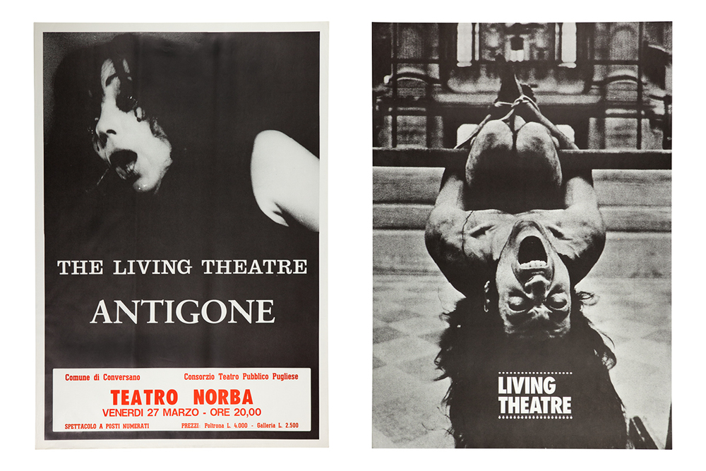 A Living Collage: The Living Theatre, Judith Malina, and Julian Beck, 1947 - 2015