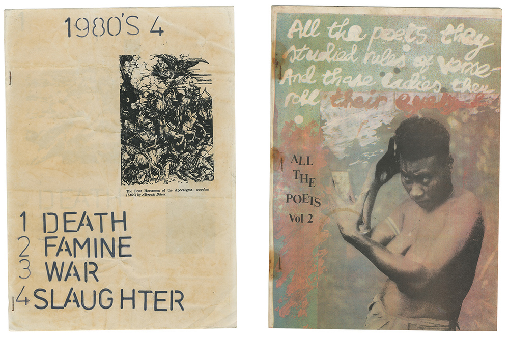 In All Our Decadence People Die: Crass-Era Fanzines, 1976 - 1984