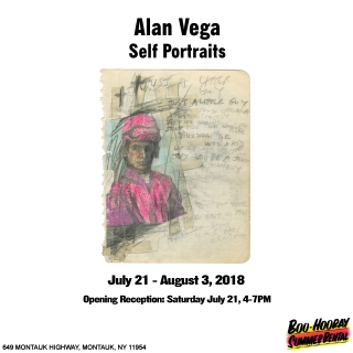 Alan Vega - Self Portraits