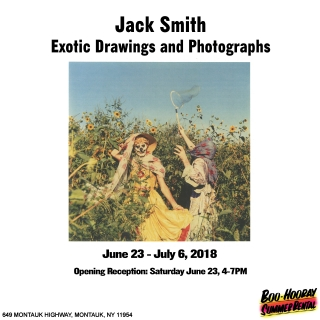 Jack Smith - Exotic Drawings and Photographs