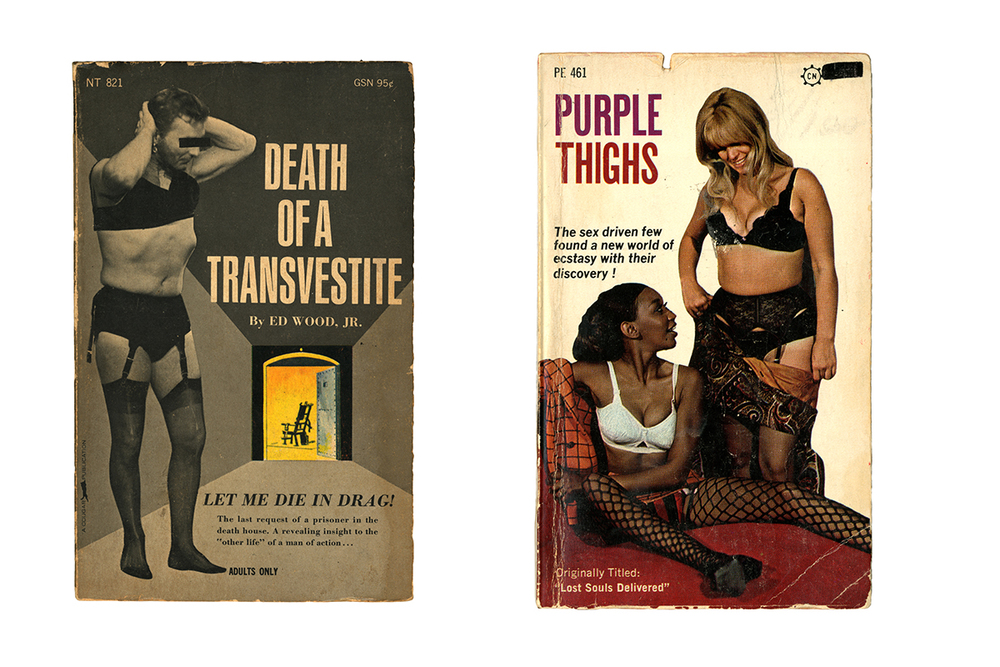 The Ed Wood Jr. Sleaze Paperbacks Collection