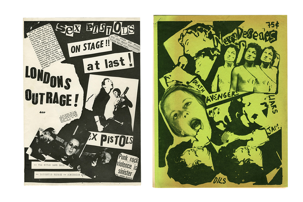 The Punk History Archive at Cornell University