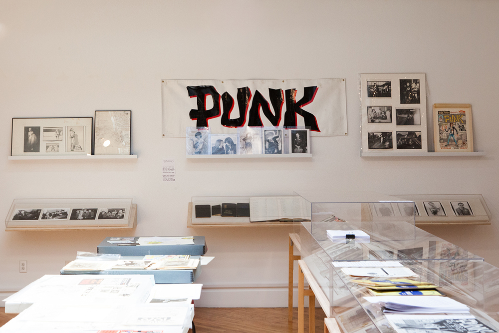 The Punk Magazine / John Holstrom Archive at Yale University