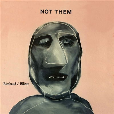 "NOT THEM/NOT US 7"" BOO-HOORAY and Exitstencil Press / Penny Rimbaud, Louise Elliott."