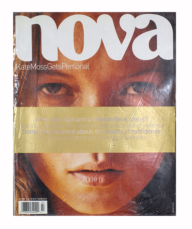 Nova Magazine Issue #2. ed Deborah Bee.