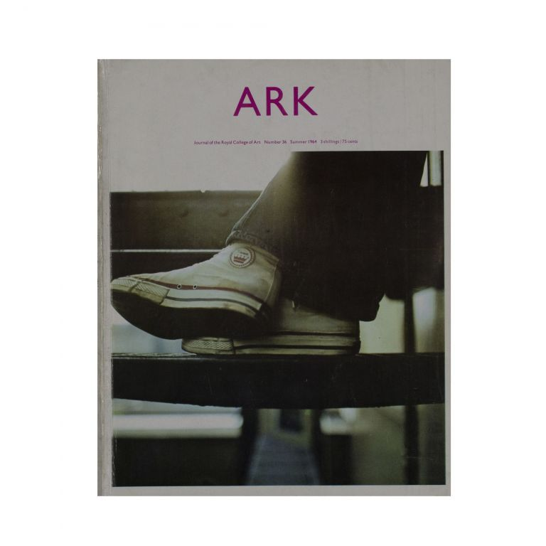 Ark 36: The Journal of the Royal College of Art. ed Michael Meyers.