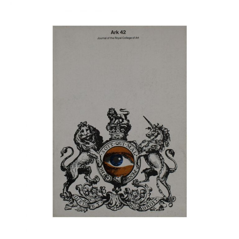 Ark 42: The Journal of the Royal College of Art. ed Dick Beal.