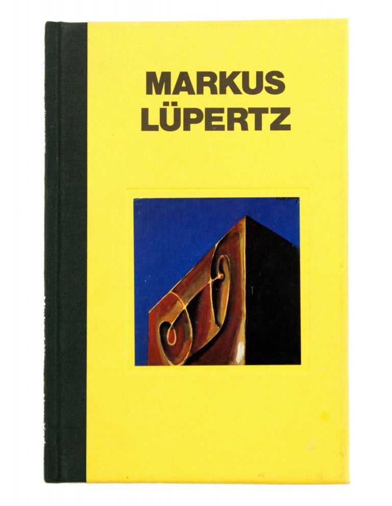 Markus Lüpertz. Kirby Gookin Markus Lüpertz, introduction.