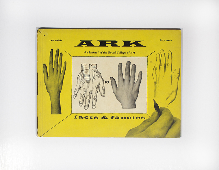 Ark: The Journal of the Royal College of Art Issue #10. SEARLE Ronald DEIGHTON Len, ed.