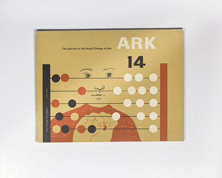 Ark: The Journal of the Royal College of Art Issue #14. ed Anthony Atkinson.