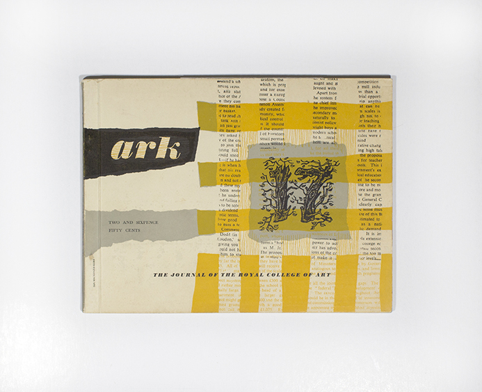 Ark: The Journal of the Royal College of Art Issue #17. ed Ian Mckenzie-Kerr.