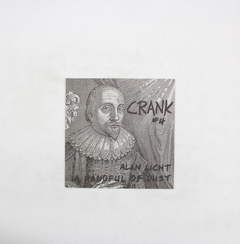 Crank, Issue 4. Marc Masters.