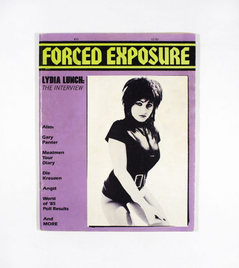 Forced Exposure #10. Jimmy Johnson.