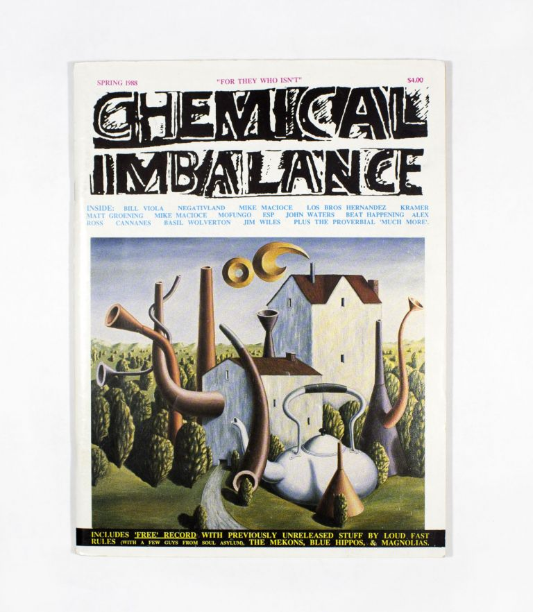 Chemical Imbalance #7. ed Mike McGonigal.