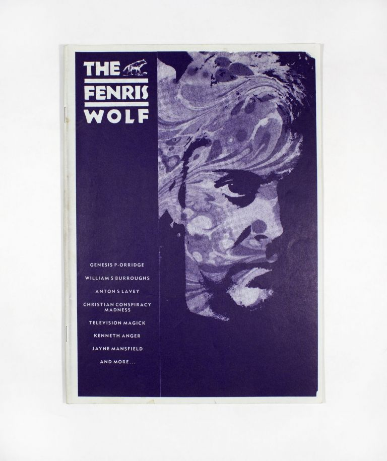 The Fenris Wolf No. 1. ed Carl Abramhamsson.