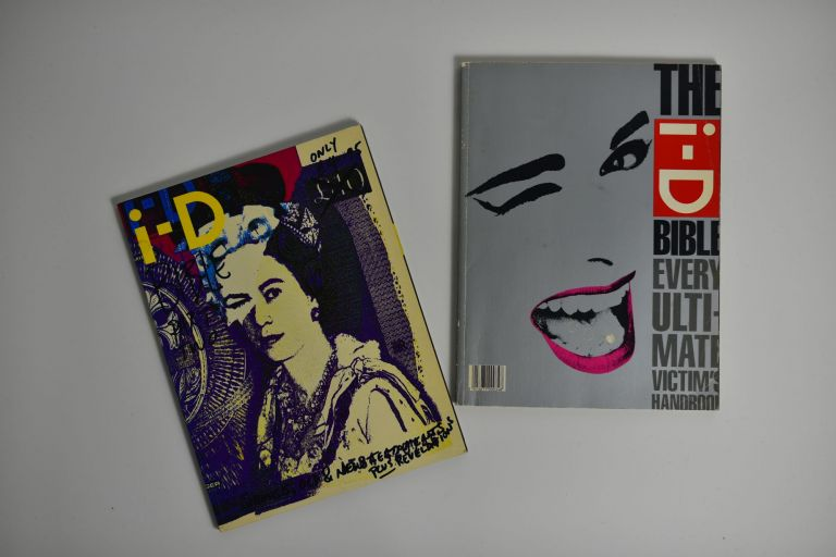 The I-D Bible: Every Ultimate Victim's Handbook, Parts 1 and 2. Terry Jones.