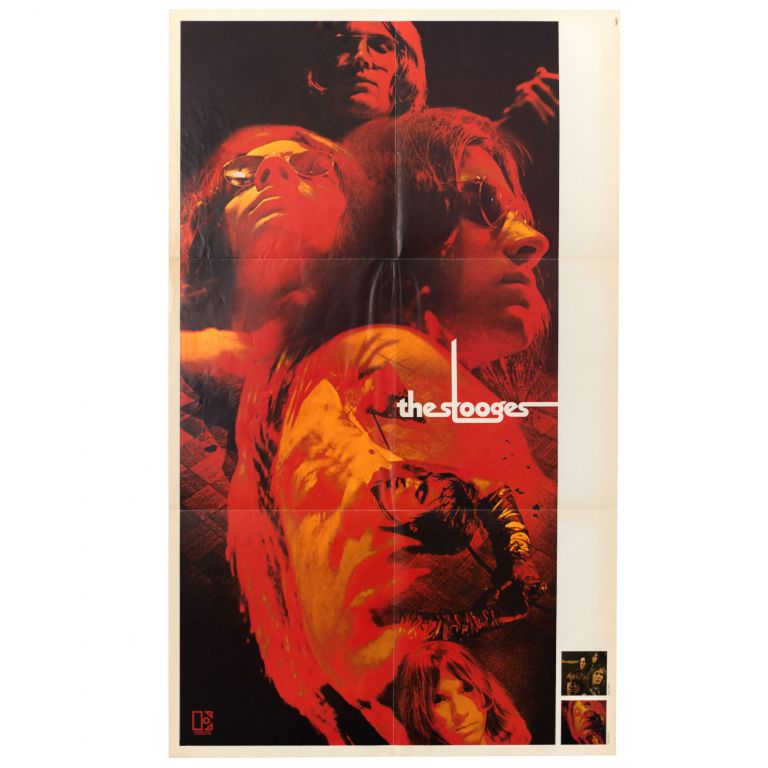 Poster for Fun House. The Stooges.