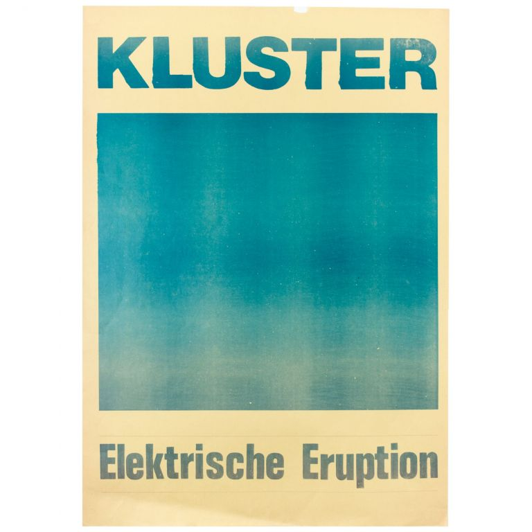 Elektrische Eruption. Kluster.
