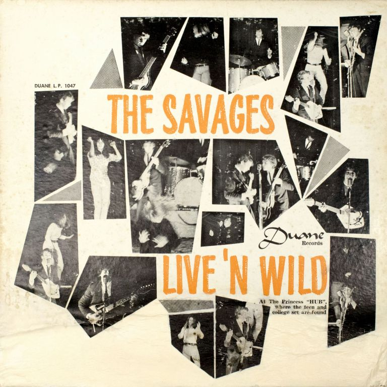 Live 'N Wild. The Savages.