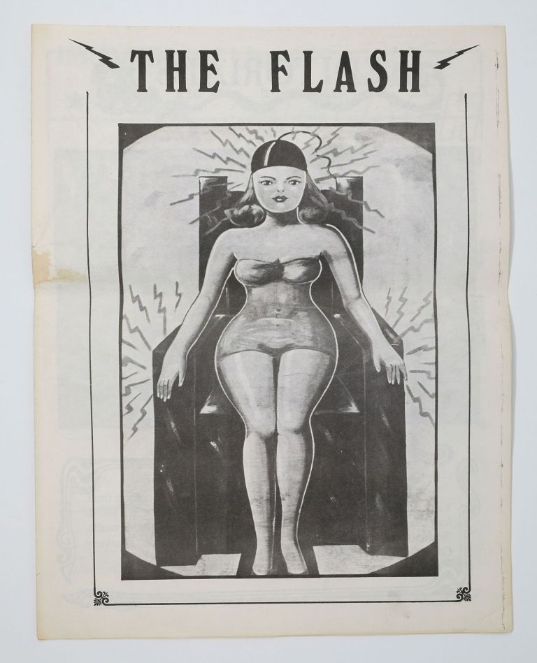 The Flash, 5 Issues. ed Charles Gatewood.