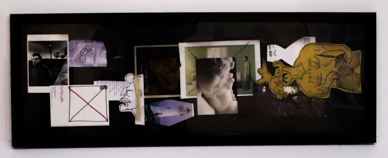 Collage [2 of 3]. Mark Gonzales.