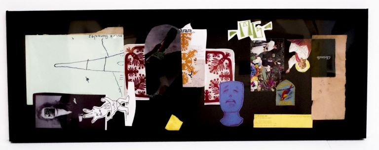 Collage [3 of 3]. Mark Gonzales.