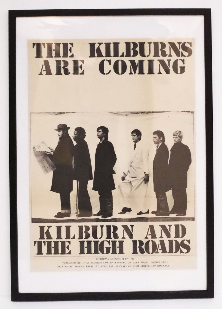 The Kilburns Are Coming. Humphrey Ocean.