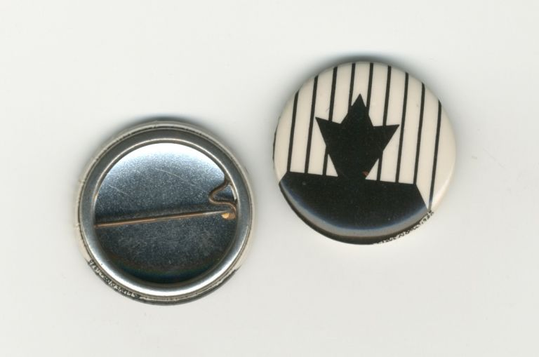 Klaus Nomi Button