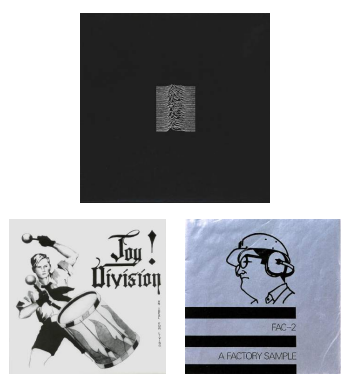 Joy Division Record Collection