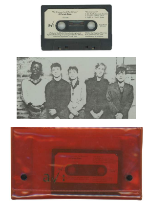 The Graveyard and the Ballroom [cassette]. FACT 16. A Certain Ratio.