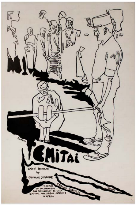 Emitaï: the nature of colonialism and the conflict between temporal and spiritual authority in Africa