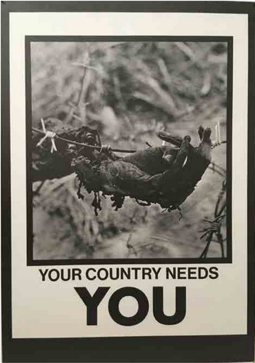 Your Country Needs You. Gee Vaucher.
