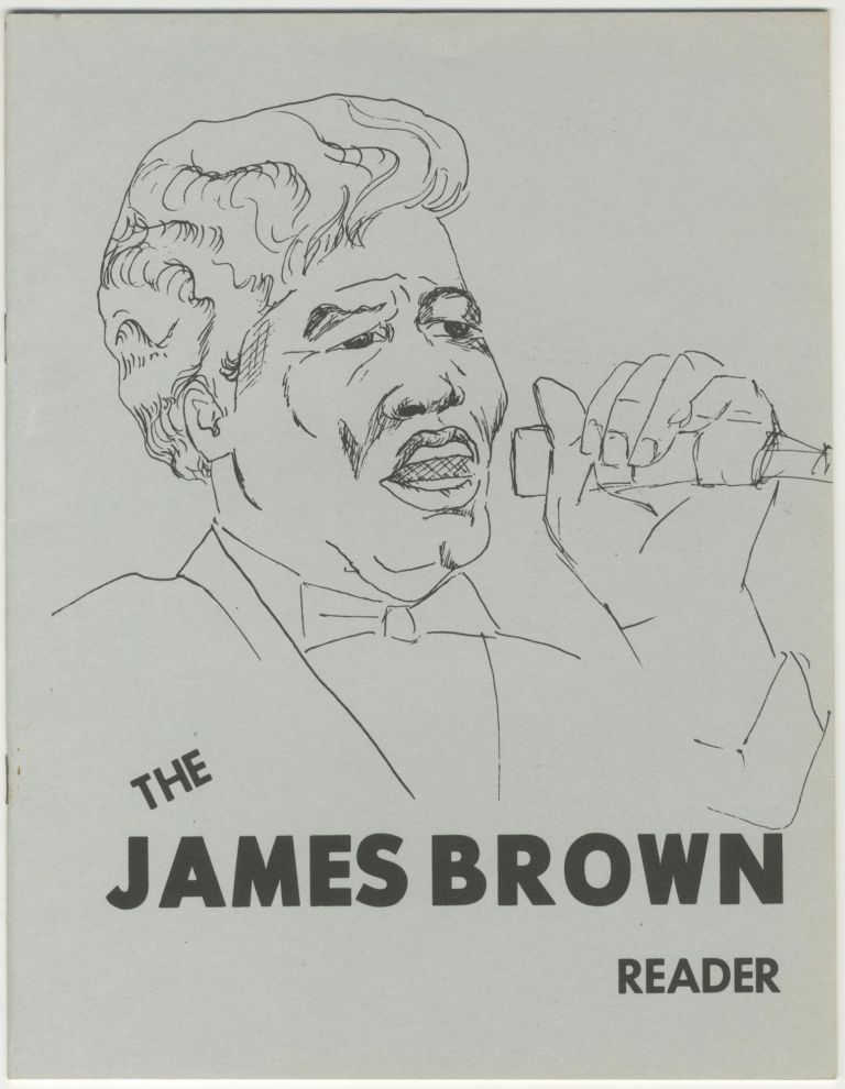 The James Brown Reader. Mr. Welvin Stroud's Sixth Grade Class at the Martin Luther King School.