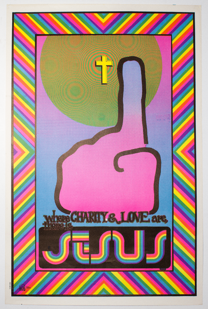 Where Charity & Love are, there is Jesus. Bevacqua.