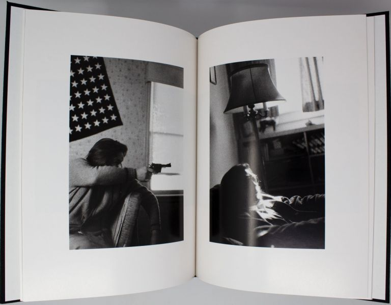Tulsa [Signed/Limited Clothbound Edition of 250 Copies with Original Print]. Larry Clark.