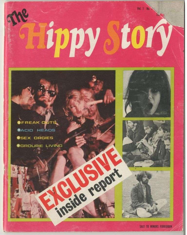 The Hippy Story [Psychedelic Hippy no. 2]