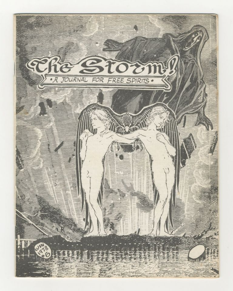 [Gay Anarchism] The Storm! A Journal for Free Spirits, Vol. 6