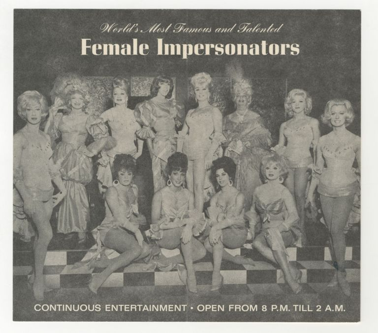 World's Most Famous & Talented Female Impersonators