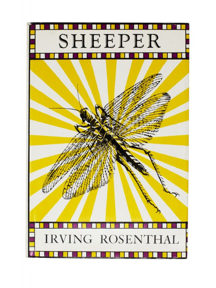 Sheeper [First Edition]. Irving Rosenthal.