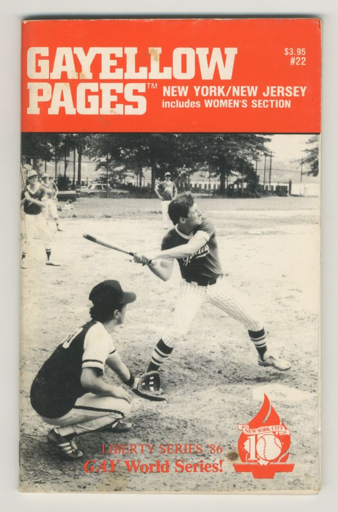 Gayellow Pages #22 New York / New Jersey