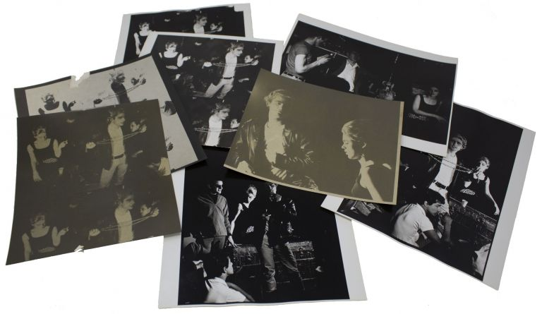 """Andy Warhol """"Vinyl"""" Photography Collection. Billy Name, Linich."""