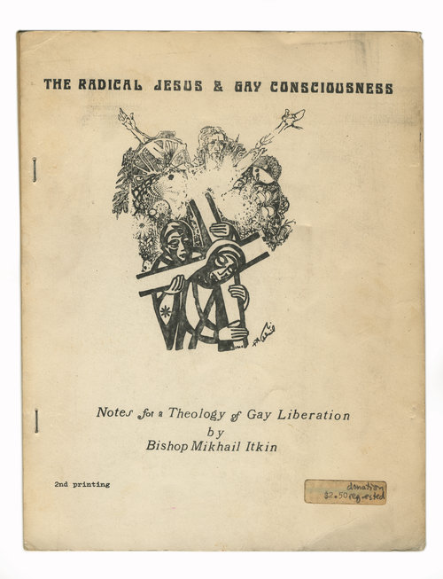 Radical Jesus & Gay Consciousness. Bishop Mikhail Itkin.