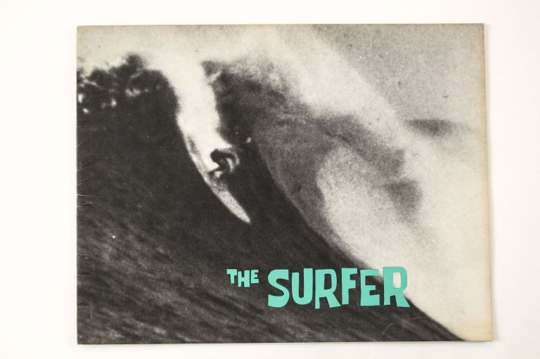 The Surfer, Issue I. John Severson.