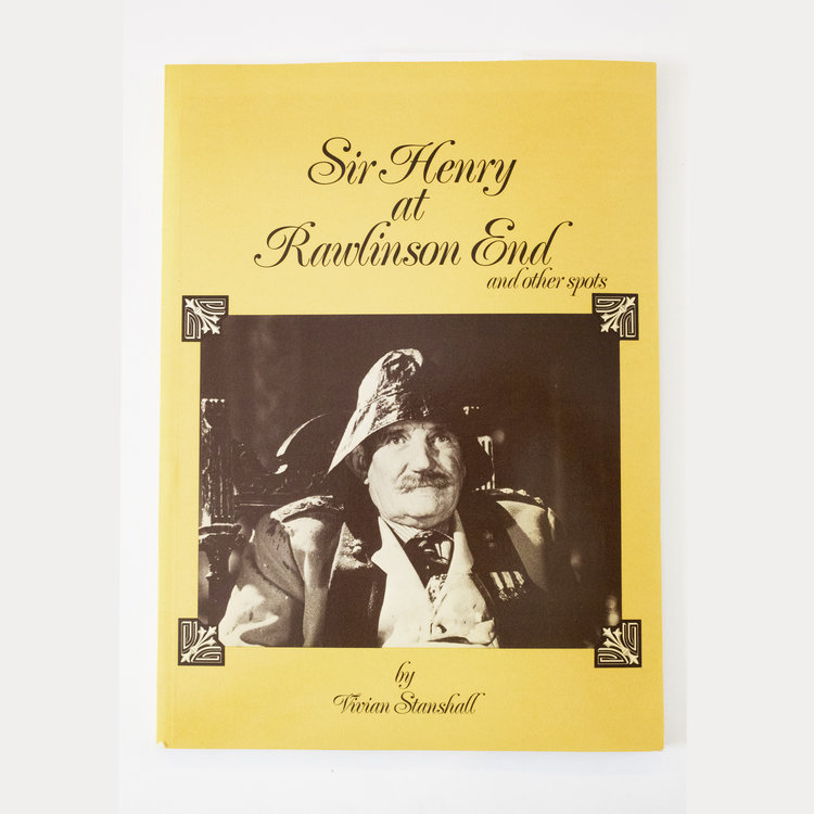 Sir Henry at Rawlinson End and Other Spots. Vivian Stanshall.